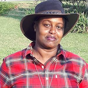 Agnes Mwangi
