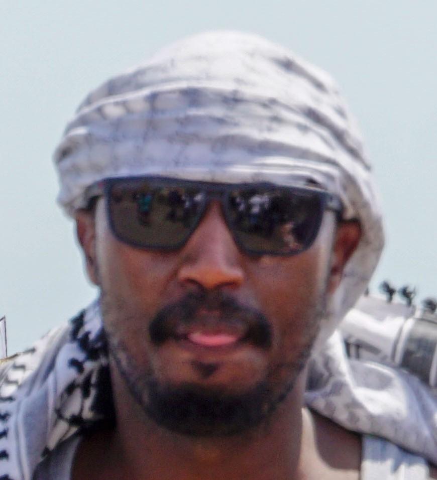 Jibril Mohammed